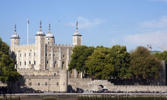 Unfolding 1000 years of history at the Tower of London