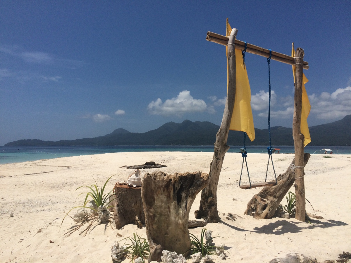 Mantigue Island as the most underrated destination in Camiguin
