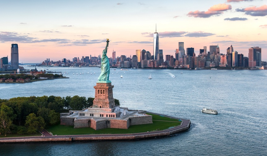 Top 15 things to see in New York City