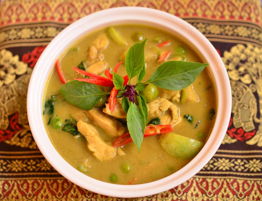 Top 5 dishes to try when in Thailand