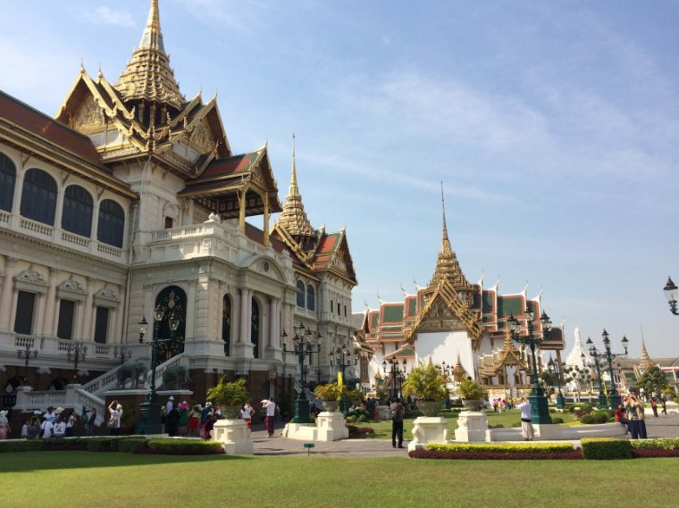 The complete guide to Bangkok's Grand Palace
