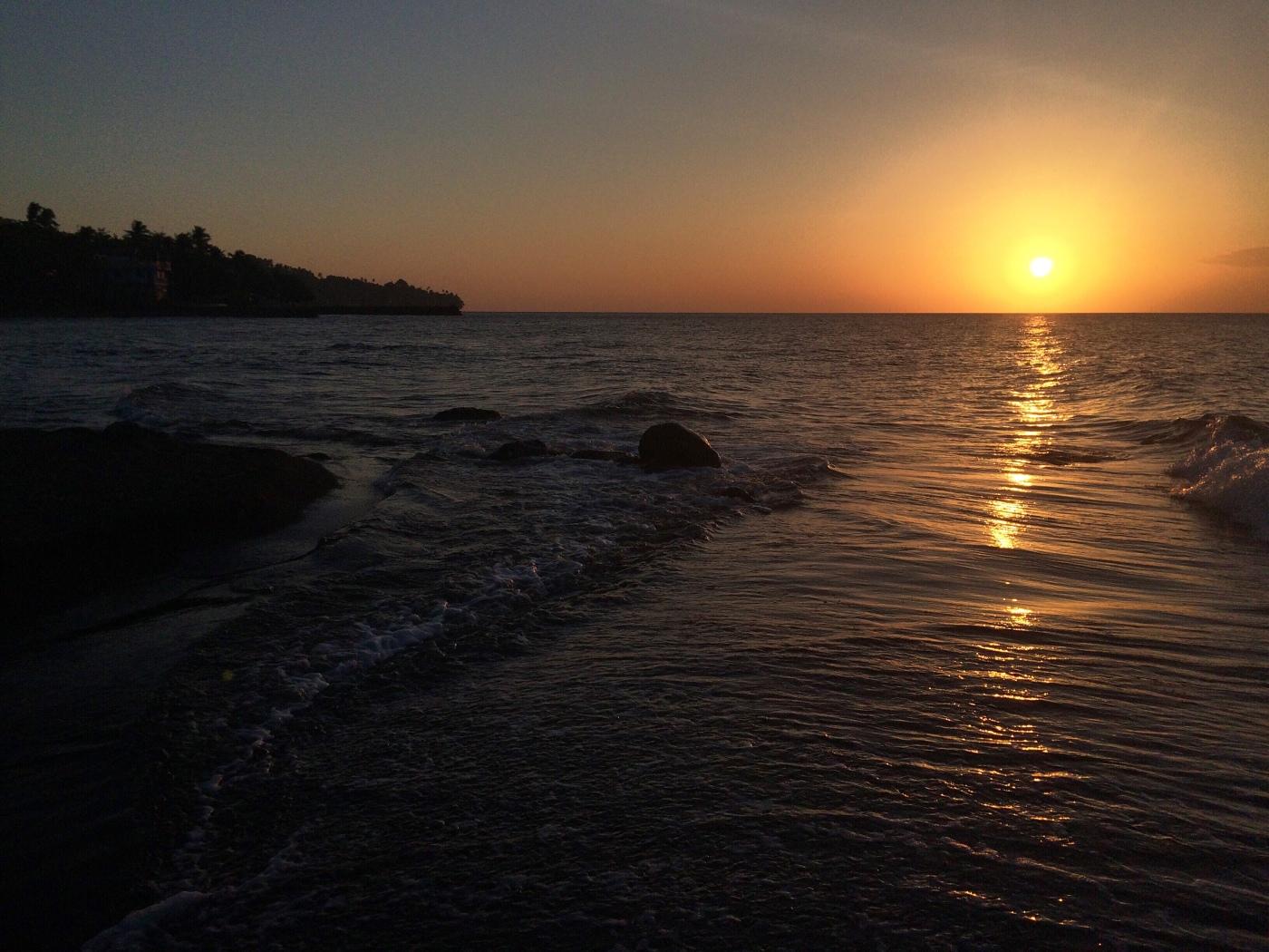Camiguin Sunset - Copyright Travelosio