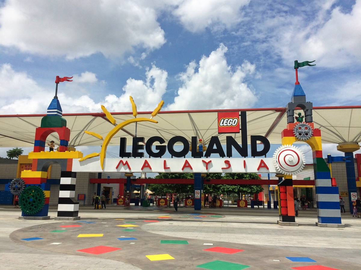 Is Legoland Fun For Adults Without Kids Travelosio Tiket Johor Bahru Malaysia Theme Park Dan Water