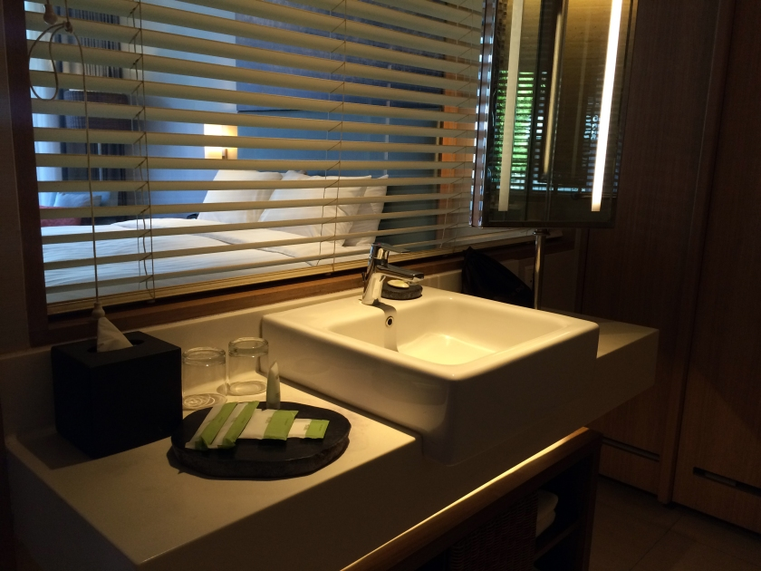 Courtyard by Marriott Bali Bathroom Sink.JPG