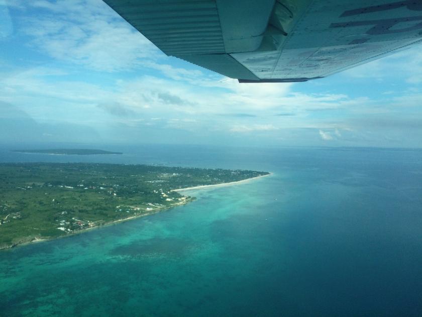 Aerial View of Sta Fe Bantayan Island.JPG