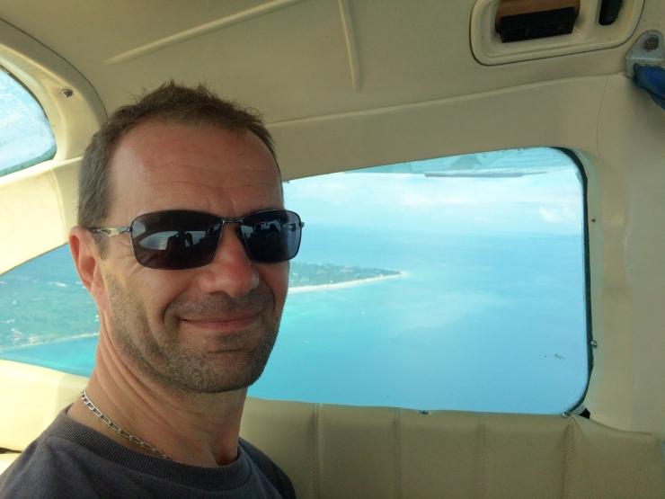 Olivier on Cessna 172.JPG