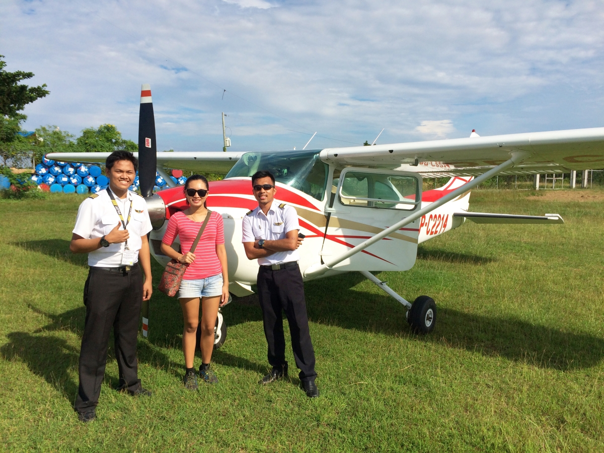 Fly to Bantayan from Cebu and vice versa with Air Island Tours