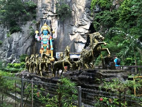 Batu Caves Entrance