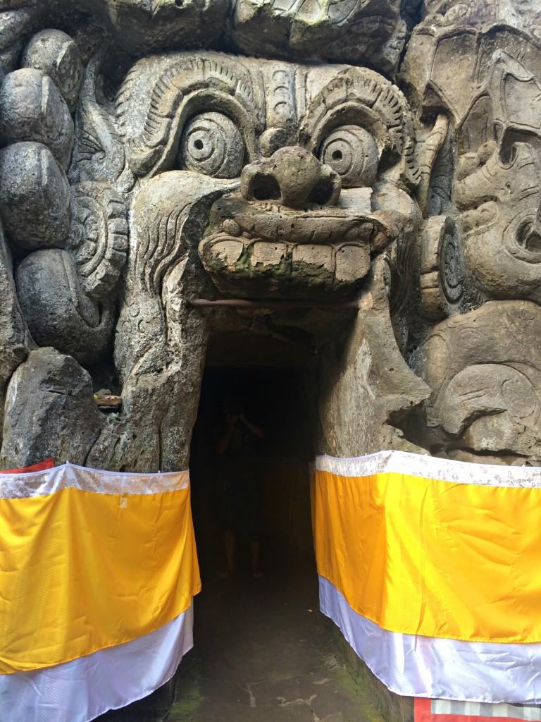 Goa Gajah Elephant