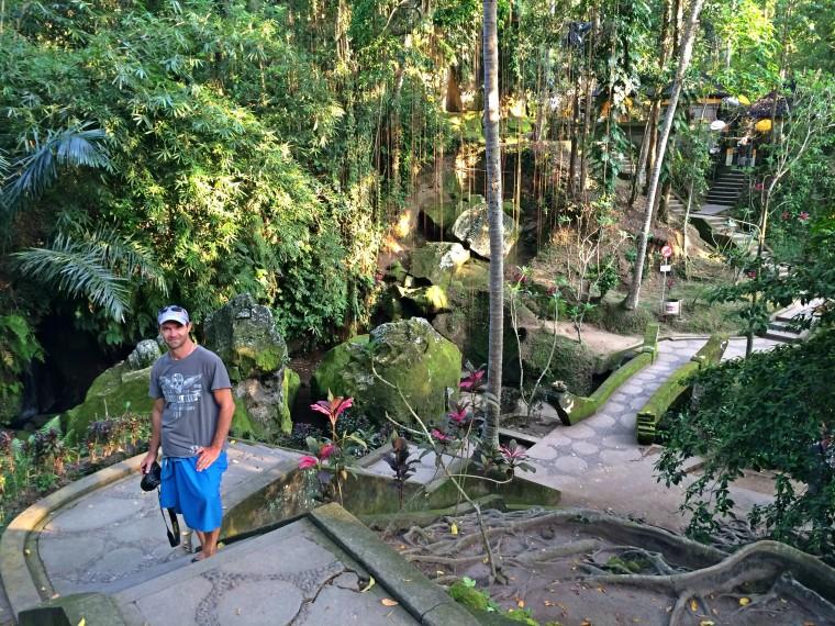 Goa Gajah Garden