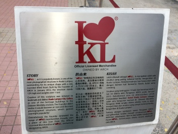 I love KL Sign Desc