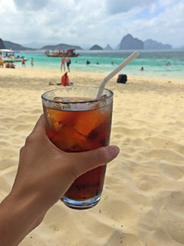 7 Commandos El Nido Drink