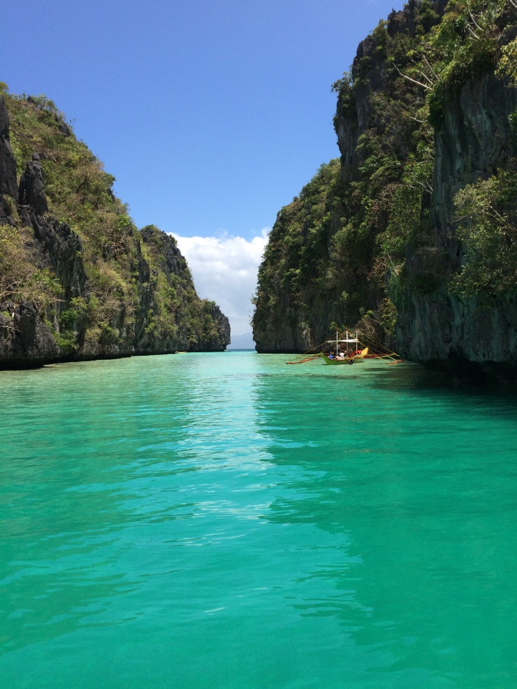 El Nido Big Lagoon Water.JPG