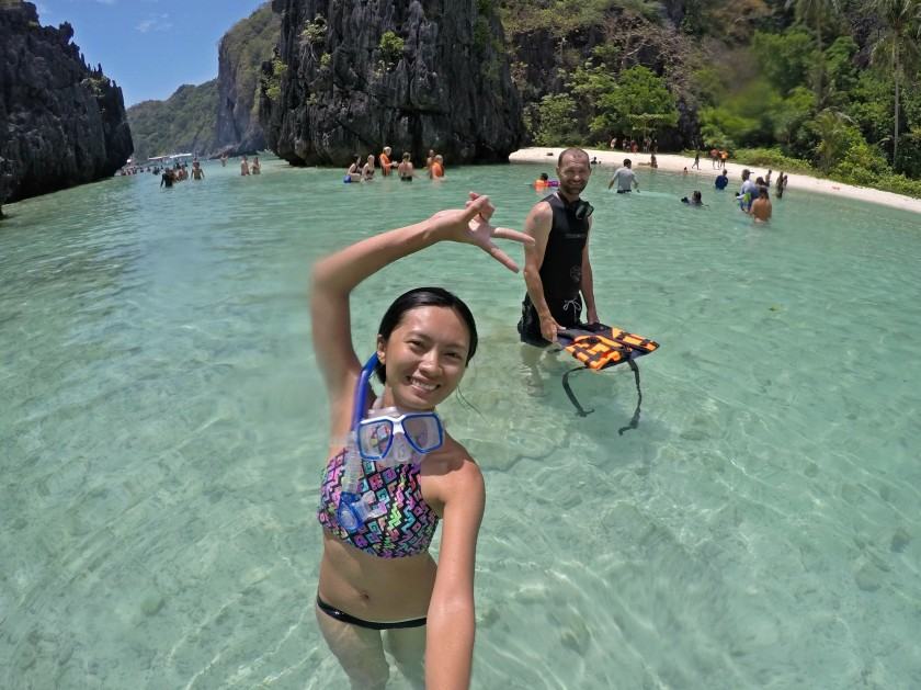 El Nido Hidden Beach