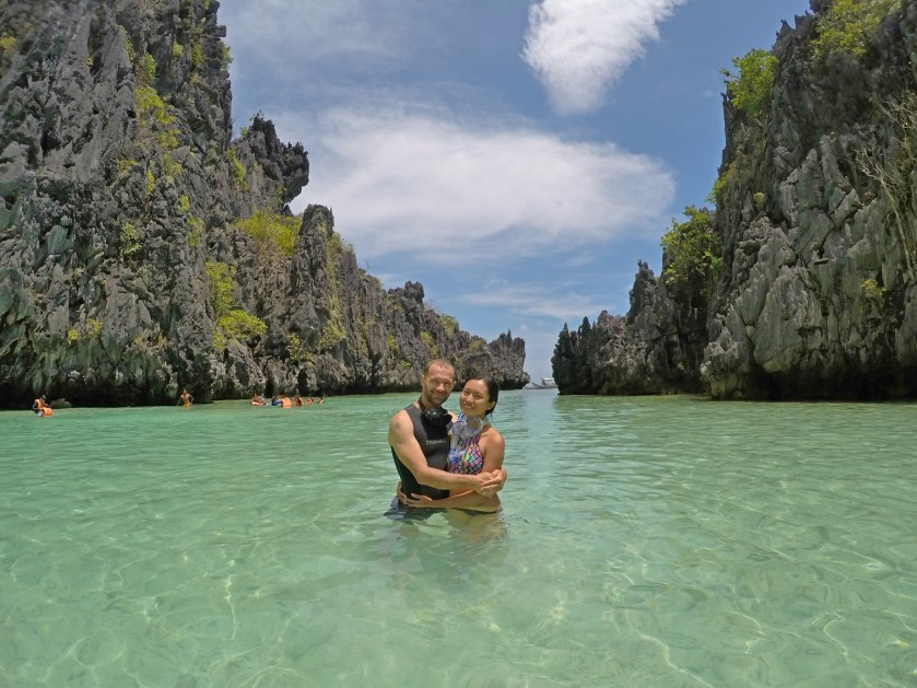 El Nido With Olie