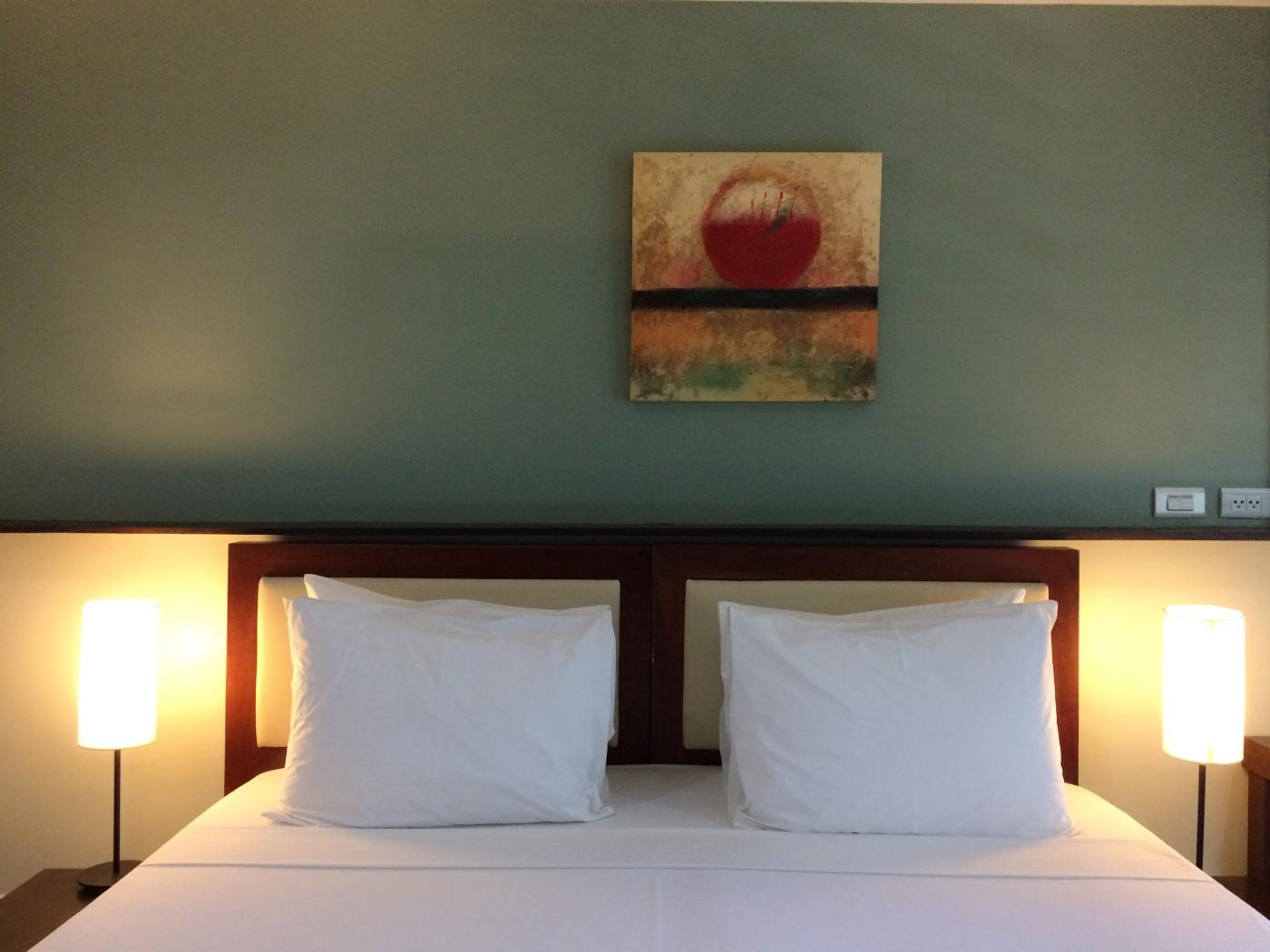 Sea Cocoon Hotel Headboard