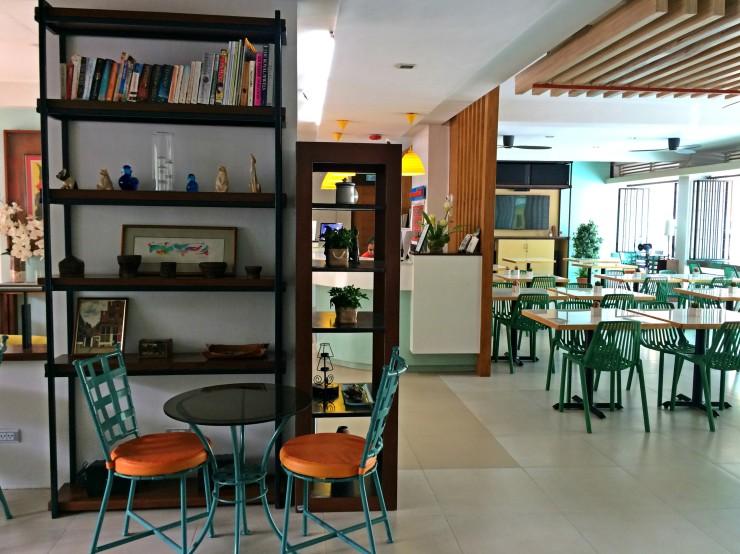 Sea Cocoon Hotel Lobby