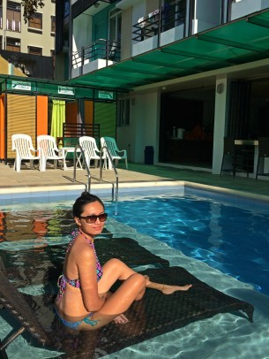 Sea Cocoon Hotel Pool Sarah