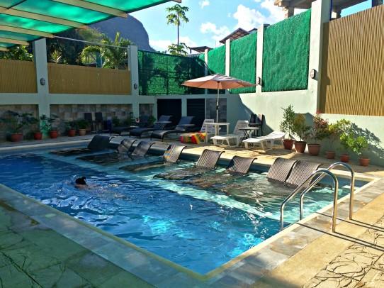 Sea Cocoon Hotel Pool