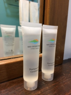 Sea Cocoon Hotel Toiletries