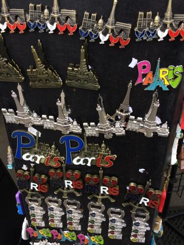 Paris Souvernir Magnets