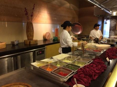 Quest Hotel Noodle Station