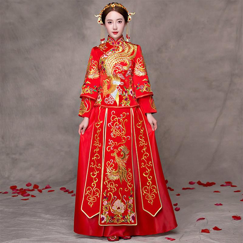 China Wedding Dress