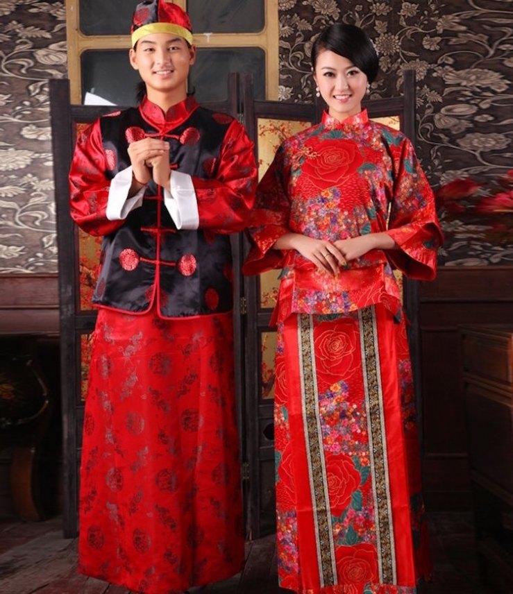 Chine wedding