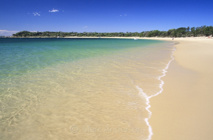 Beautiful Clean Beach, Australia