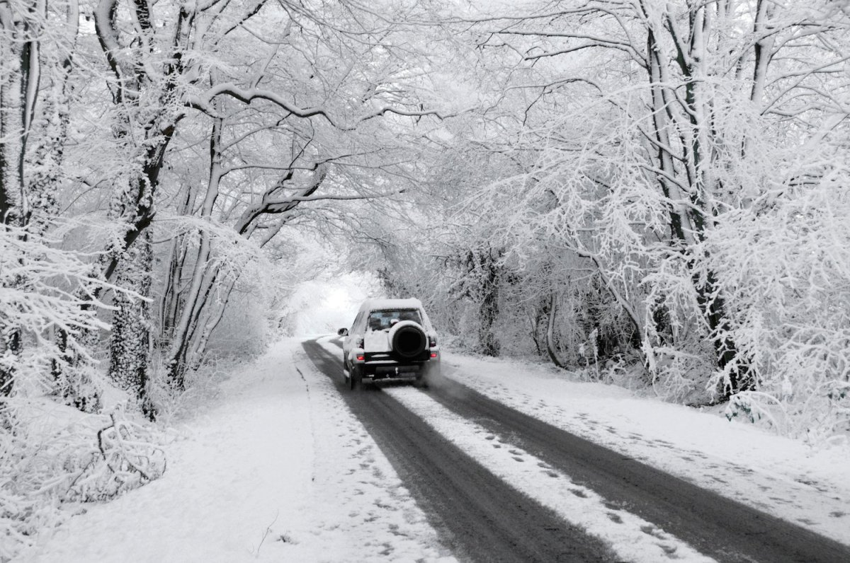 Safety tips for your upcoming winter road trip
