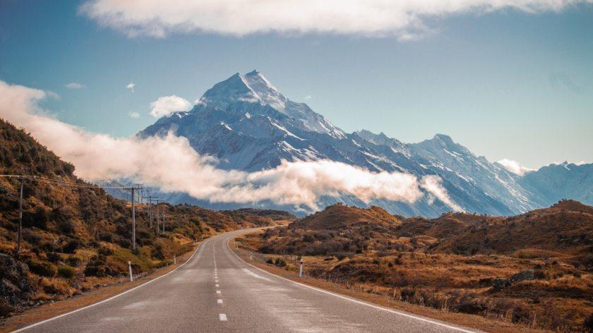 Road trip NZ