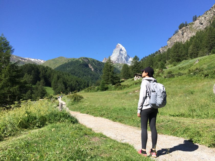 Matterhorn Start
